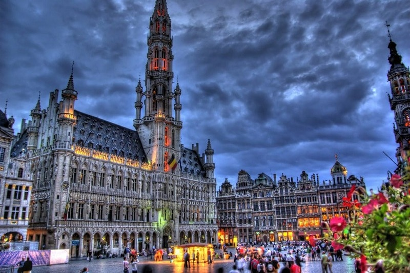 About Brussels